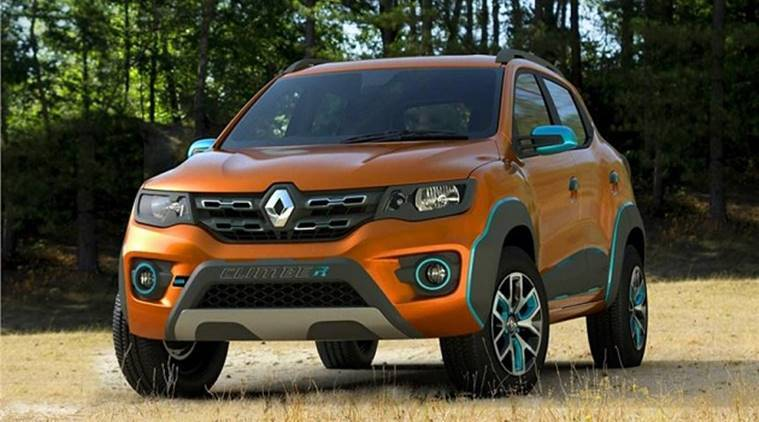 Renault, Renault Kwid, new Renault Kwid, Renault Kwid climber, auto news, Renault launch news, latest news, indian express