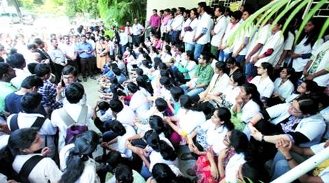 Five-day mass leave comes to an end, resident doctors join duty late in the night
