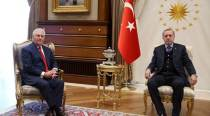 US secretary of state Rex Tillerson visits as Turkey says its Syria campaign over