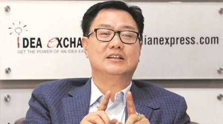 Centre to urge SC to modify order on Chakma-Hajong refugees: Kiren Rijiju