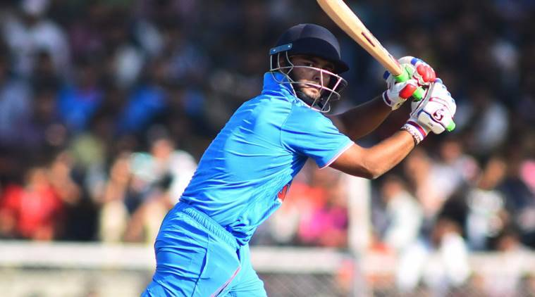 Rishabh Pant smashes second fastest T20 hundred: Twitterati salutes  'scintillating ton'   Sports News,The Indian Express