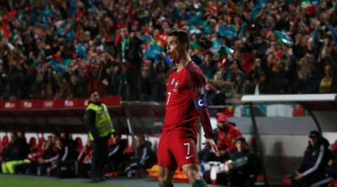 European World Cup Qualifiers, Portugal 3-0 Hungary Highlights: Cristiano Ronaldo scores double in convincing win