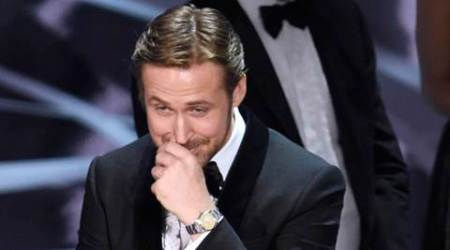 As La La Land lost Oscar for Best Film, Ryan Gosling was seen laughing. He explains why