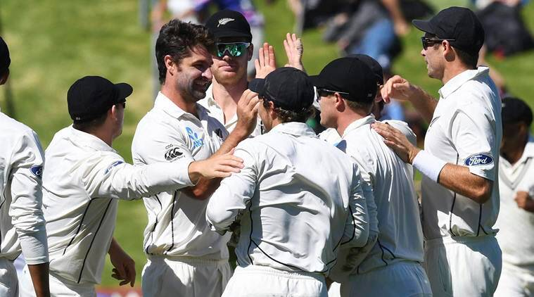 New Zealand trail by 247 runs vs South Africa in Third Test