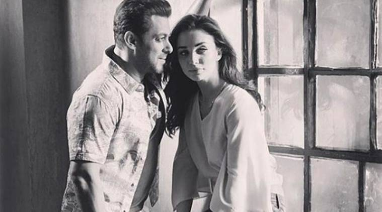 Salman Khan, Amy jackson, Salman Khan Being human, Amy jackson being human campaign, Amy jackson and salman khan being human campaign pics, Amy jackson and salman khan being human campaign photographs,