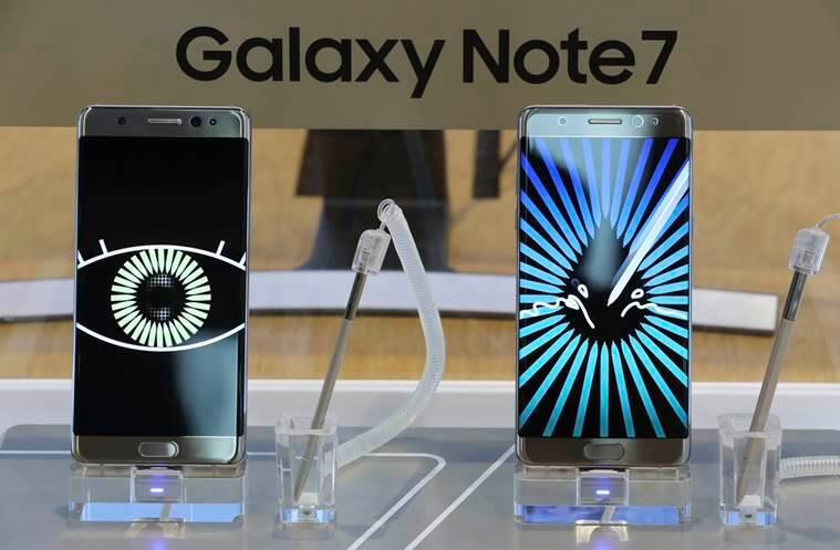 Samsung, Note 7, refurbished Galaxy Note 7, refurbished Note 7, Samsung refurbished Note 7, Galaxy S8, Galaxy S8 launch, Galalxy S8 Plus, Galaxy Note 7 fiasco, Note 7 battery issues, smartphones, technology, technology news