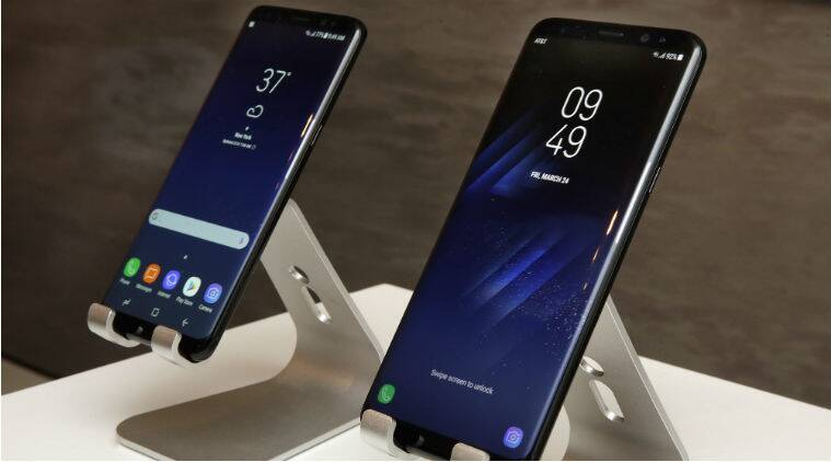 Samsung releases new galaxy phones