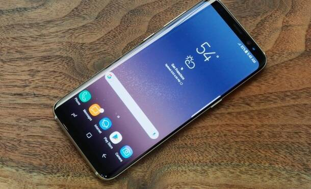 PHOTOS: Samsung Galaxy S8, S8+ are here: Infinity Display ...