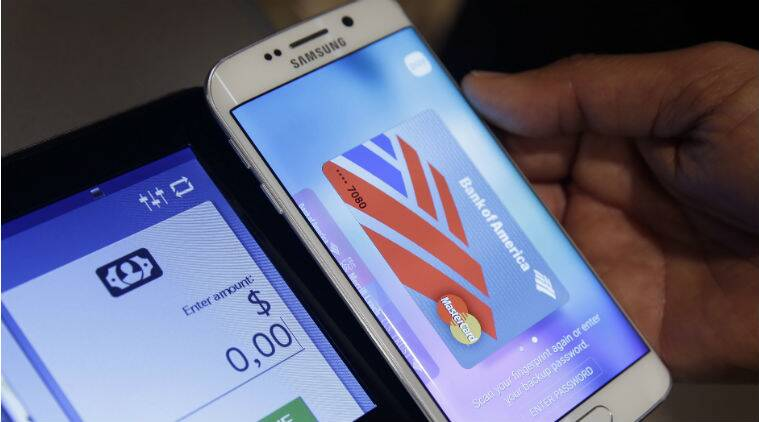 Samsung launches mobile payment service in India