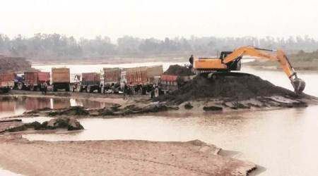 Illegal mining in Mohali: DC stops issuing NOCs for levelling farm land, digging up basements