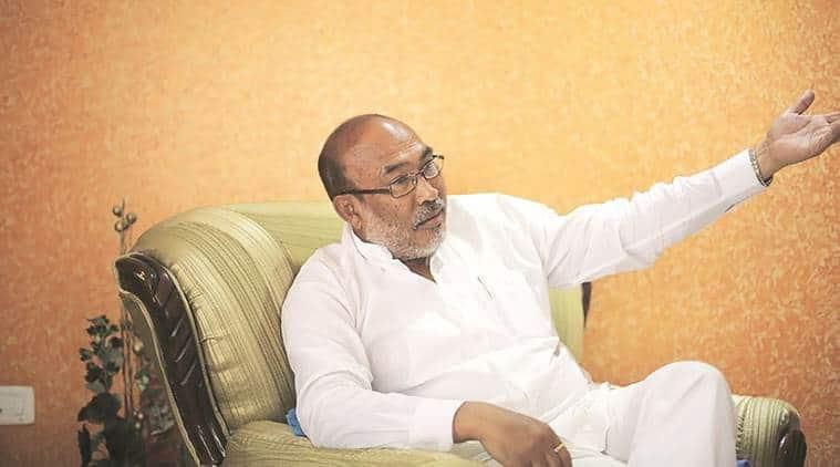 Biren Singh, naga issue, manipur cm biren singh,