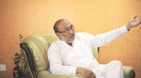 'Rohingya Muslims sneaking into Manipur,' says Chief Minister N Biren Singh