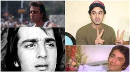 Ranbir Kapoor to carry six different looks in Rajkumar Hirani's Sanjay Dutt biopic. Seepics