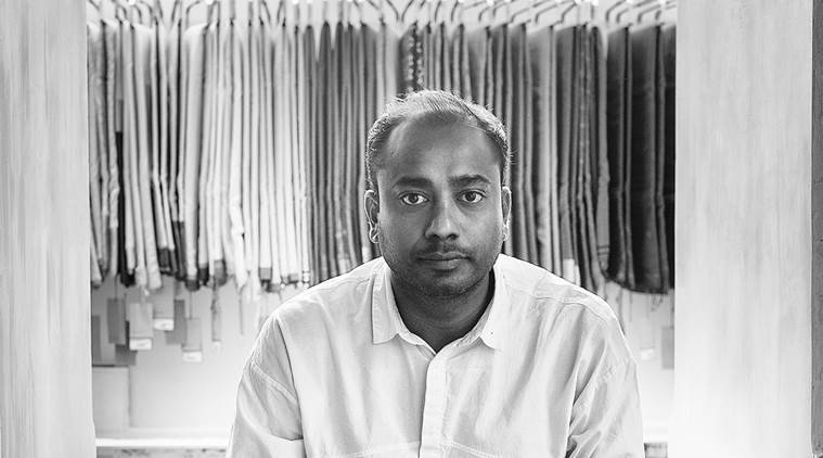 sanjay garg, raw mango store, colaba, tradition, designer sanjay garg, fashion, indian express news