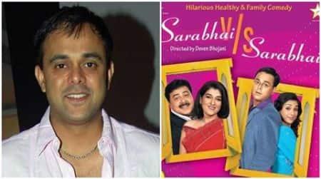 sarabhai vs sarabhai, Sumeet Raghavan, sarabhai vs sarabhai starcast, roshesh, satish shah, ratna pathak, indian express news, entertainment news