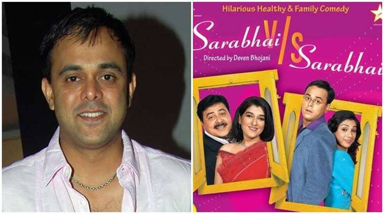 sarabhai vs sarabhai, Sumeet Raghavan, sarabhai vs sarabhai starcast, roshesh, satish shah, ratna pathak, indian express news, entertainment news