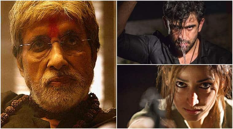 Sarkar 3 Angry Mix song, Sarkar 3 song, Amitabh Bachchan, Amitabh Bachchan sarkar 3, sarkar 3 cast, Sarkar 3 Angry Mix, angry mix, Sarkar 3, Sarkar 3 songs, amit Sadh, Govinda Govinda song, Ram Gopal Varma , Ram Gopal Varma film, Govinda Govinda reworked song, Govinda Govinda angry mix, Yami Gautam