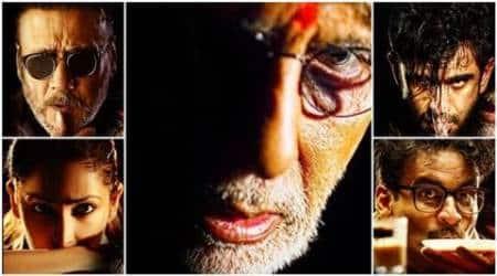 Amitabh bachchan, subhash nagare, amitabh bachchan jackie shroff, yami gautam, sarkar 3, sarkar 3 trailer, amitabh bachchan, yami gautam, manoj bajpayee, amit sadh, rohit roy, abhishek bachchan, supriya pathak, amitabh bachchan film, subhash nagare, jackie shroff, indian express news, entertainment news