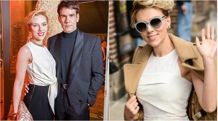 Scarlett Johansson Files For Divorce From Romain Dauriac Entertainment News The Indian Express
