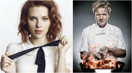 Avengers star Scarlett Johansson has a 'thing' for chefs, finds Gordon Ramsay 'hottestguy'