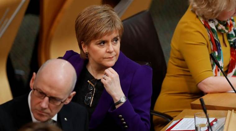 Scottish parties meet to reschedule independence ballot debate
