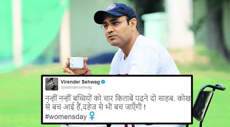 virender sehwag, virender sehwag tweet, virender sehwag twitter, virender sehwag tweets, sehwag tweets, sehwag twitter, indian express, indian express news