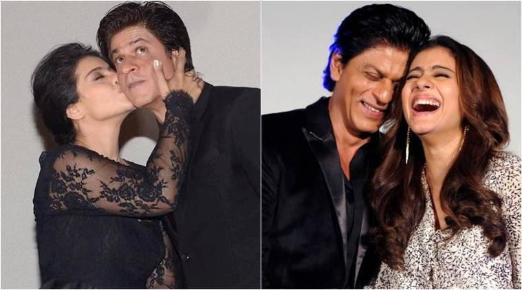 Shah Rukh Khan and Kajol's moment at a recent event will make you go all aww!