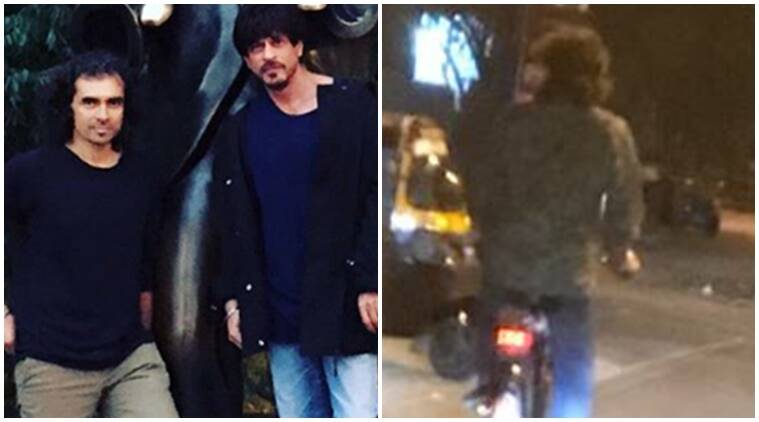 shah rukh khan, imtiaz ali, anushka sharma, shah rukh khan imtiaz ali, shah rukh khan anushka sharma, philluari, the ring, rehnuma, imtiaz ali tamasha, highway, indian express news, entertainment news