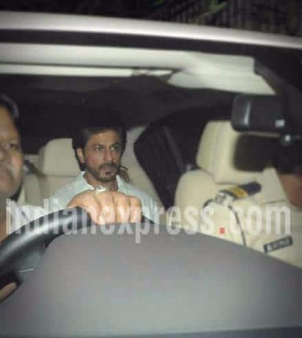 Aishwarya Rai Bachchan's father dead: Shah Rukh Khan joins Bachchan family to pay last respects