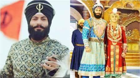 shaleen bhanot, shaleen bhanot Maharaja Ranjit Singh, shaleen bhanot new show, shaleen bhanot punjabi, shaleen bhanot maha singh, shaleen bhanot difficulty punjabi, shaleen bhanot interview, shaleen bhanot duryodhan, shaleen bhanot historical shows, shaleen bhanot on historic shows,
