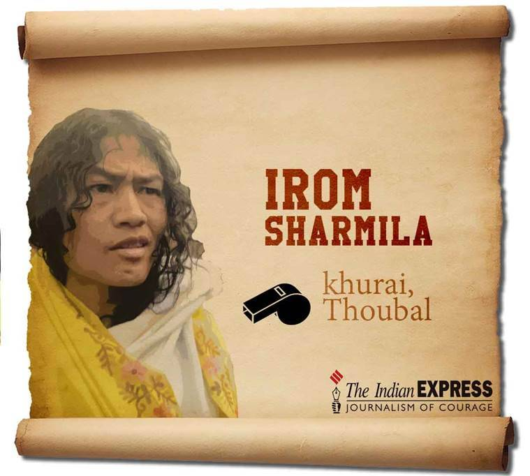 Irom Sharmila to spend a month in Kerala after humiliating election defeat