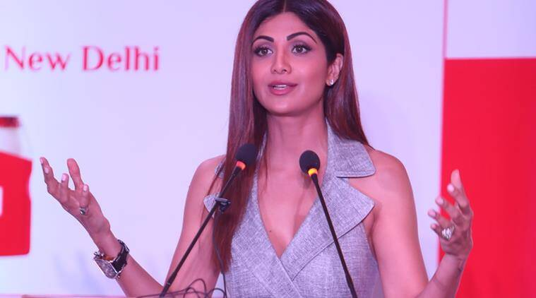 shilpa shetty kundra, shilpa shetty, shilpa shetty health, shilpa shetty fitness, shilpa shetty probiotics, shilpa shetty yakult, shilpa shetty probiotic dairy brand, shilpa shetty yakult benefits, shilpa shetty probiotics for health, indian express, indian express news