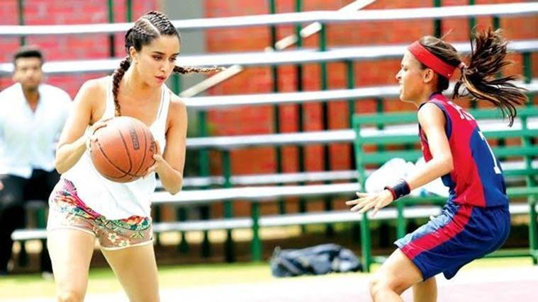 Shraddha Kapoor turns badass basketball player for Half Girlfriend