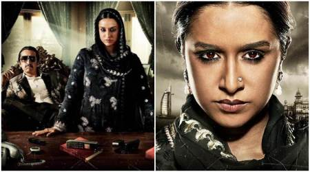 "Haseena Trailer Review: Shraddha Kapoor's Fiery Act As ""Haseena Parker"""