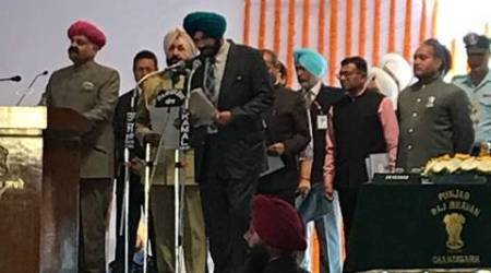 Punjab: Navjot Singh Sidhu to take charge of Local Government, Tourism & Cultural AffairsMinistry