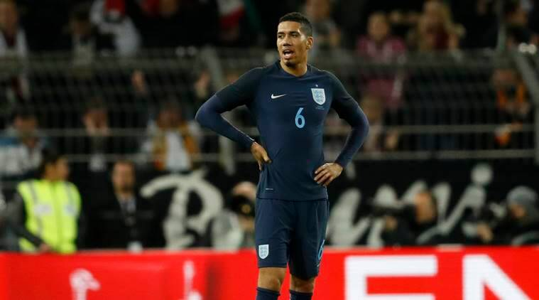 manchester united, manchester, chris smalling, smalling, premier league, football news, football, indian express