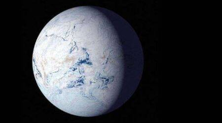 Earth, Snowball Earth, volcanoes, erupting volcanoes, Sturtian snowball Earth, volcanic event, storm of fire, ice, science, space, science news