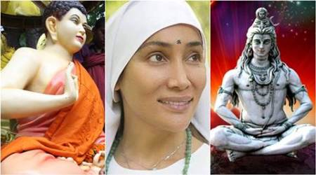 Sofia Hayat wedding: Lord Shiva, Buddha invited and Jesus made the decision