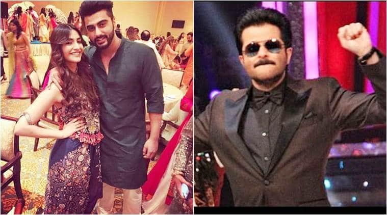 kapoors wedding, arjun kapoor sonam kapoor dance, arjun sonam dance, arjun anil sonam dance, akshay marwah wedding