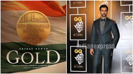 Kunal Kapoor just got Gold in a film where Akshay Kumar got lead