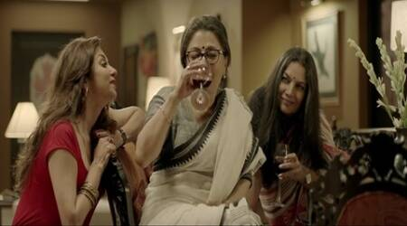 Sonata trailer: Shabana Azmi, Aparna Sen, Lillete Dubey show the other side of mid life crisis. Watch video