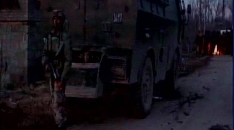 JK: Encounter between militants, security forces underway in Shopian district