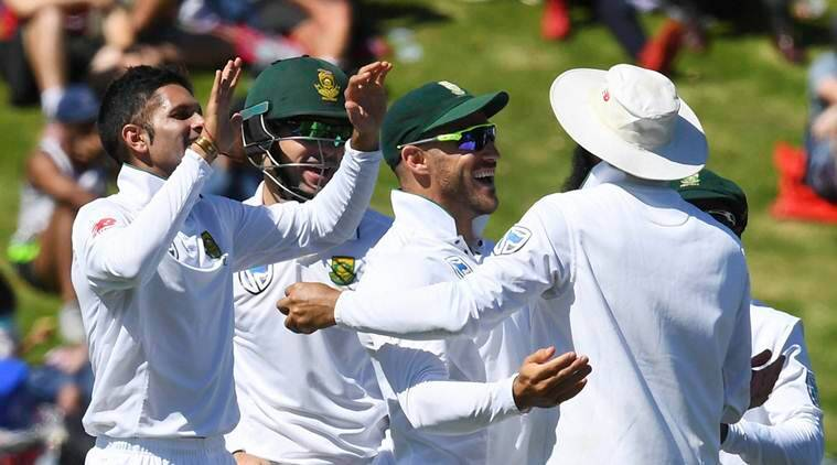 new zealand vs south africa, nz vs sa, new zealand vs south africa test series, new zealand vs south africa 2nd test, henry nicholls, cricket news, sports news