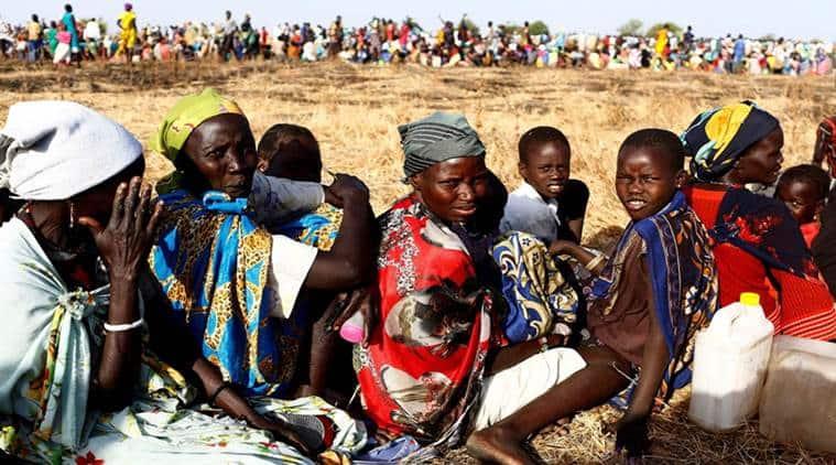 sudan, sudan famine, united nations, south sudan, un general secretary, antonio guterres, south sudan famine, south sudan president, salva kiir, africa famine, africa famine crisis, world news, africa news