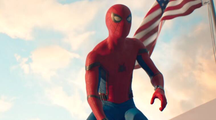 spiderman, spider-man homecoming, tom holland, peter parker, spider-man marvel, spider-man trailer