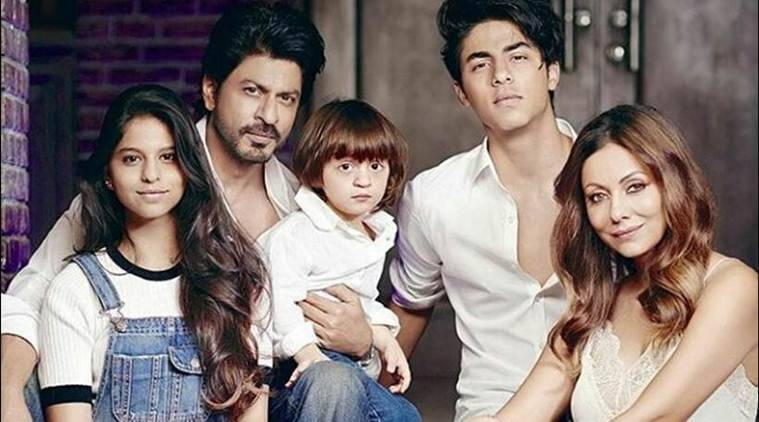 Shah Rukh Khan, srk, Shah Rukh Khan kids, srk kids, srk on smoking, srk in drinking, srk abram, aryan khan, suhana khan, srk family