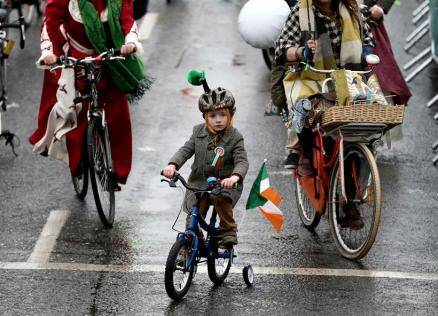 Saint Patrick's Day: Here's how people around the world observed the feast day