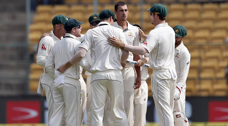 mitchell starc, josh hazlewood, australia vs england, ashes, australia injuries, cricket news, sports news, indian express