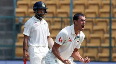 India vs Australia: Fear of series-defeat behind India's verbal attacks, says Mitchell Starc
