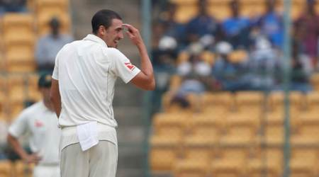 England's batting line-up is one we can look to exploit in our conditions: Mitchell Starc